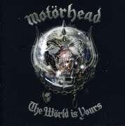 CD - Motorhead - World Is Yours