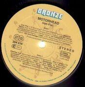 LP - Motorhead, Motörhead - Iron Fist