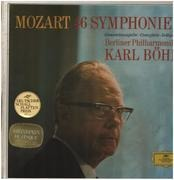 LP-Box - Mozart (Böhm) - 46 Symphonien - textured Hardcoverbox + booklet