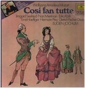 LP - Mozart (Jochum) - Cosi fan tutte