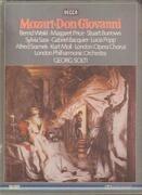 MC - Mozart (Solti) - Don Giovanni - Hardcoverbox + Libretto