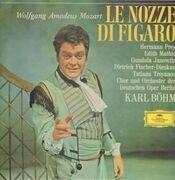LP-Box - Mozart - Böhm - Le Nozze di Figaro - Hardcoverbox + Booklet / Tulip Rim
