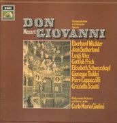 LP-Box - Mozart - Giulini - Don Giovanni - 1 record missing! Hardcoverbox + Booklet