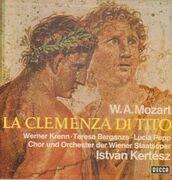 LP-Box - Mozart - Kertész - La Clemenza di Tito - Hardcoverbox + Booklet