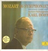 LP-Box - Mozart - 46 Symphonien - Gesamtausgabe, Complete, Integrale