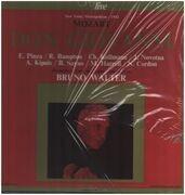 LP-Box - Mozart/ Bruno Walter, Orchestra e Coro del Teatre Metropolitan - Don Giovanni - still sealed