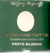 LP-Box - Mozart - Cosi Fan Tutte,, Fritz Busch, Glyndebourne Festival 1935