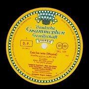 LP-Box - Mozart - Cosi Fan Tutte (Eugen Jochum) - TULIP RIM LABEL