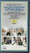 VHS - Mozart - Die Entführung aus dem Serail