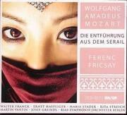 Double CD - Mozart - Die Entführung Aus Dem Serial