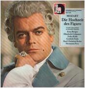 LP - Mozart - Die Hochzeit des Figaro,, Berger, Grümmer, Köth, Frick, Kohn, Prey - Widesound stereo