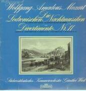 Double LP - Mozart - Die Lodronischen Nachtmusiken, Divertimento Nr.11,, Südwestdeutsches Kammeroch, Wich
