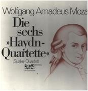 LP-Box - Mozart - Die sechs Haydn-Quartette,, Suske-Quartett