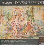 LP - Mozart - Die Zauberflöte, Wiener Philh, Solti