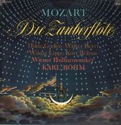 LP - Mozart - Die Zauberflöte,, Wiener Philh, Karl Böhm - gatefold