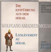 Double LP - Mozart - Die Entführung aus dem Serail