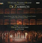 LP - Mozart - Die Zauberflöte - red seal digital. incl. booklet