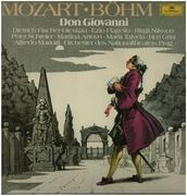 LP-Box - Mozart - K. Böhm w/ Orch. des Nationaltheaters Prag - Don Giovanni - Hardcoverbox + Booklet