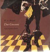 LP - Mozart - Don Giovanni,, Städtische Oper Berlin, Zanotelli