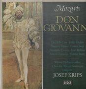 LP - Mozart - Don Giovanni - blue labels