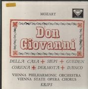 LP-Box - Mozart - Don Giovanni (Krips, Della Casa, Siepi, Gueden,..)