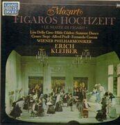 LP-Box - Mozart - Figaros Hochzeit,, Kleiber, Wiener Philh