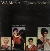 LP - Mozart - Figaros Hochzeit,, Staatskapelle Dresden, Suitner