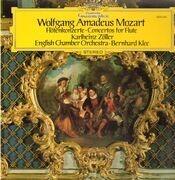 LP - Mozart - Flötenkonzerte, K. Zöller, English Chamber Orch, B. Klee