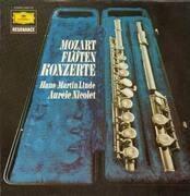 LP - Mozart - Flötenkonzerte,, Hans-Martin Linde, Aurele Nicolet