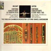 LP - Mozart / Haydn - Daniel Barenboim