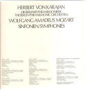 LP-Box - Mozart/ Karajan, Berliner Philharmoniker - Herbert von Karajan dirigiert W.A. Mozart - 2 LPs are missing!