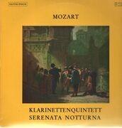 LP - Mozart - Klarinettenquintett, Serenata Notturna