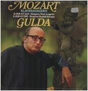 LP - Mozart - Klavierkonzerte, G-Dur KV453, B-Dur KV595,, Gulda