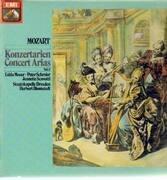 LP-Box - Mozart - Konzertarien Vol1,, Staatskapelle Dresden, Blomstedt