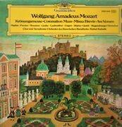 LP - Mozart - Krönungsmesse, Missa Brevis, Ave Verum,, Kubelik, Bayrischer Rundfunk