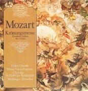 LP - Mozart - Krönungsmesse,, Donath, Friesenhausen, Chor der St. Hedwigs-Kathedrale, Salzburger Domchor
