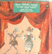 LP - Mozart / Kurt Rapf, Meinhard von Zallinger - Idomeneo - Hardcover Box