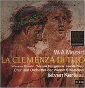 LP - Mozart - La Clemenza Di Tito