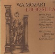 LP-Box - Mozart - Lucio Silla (Hager, Augér, Donath)