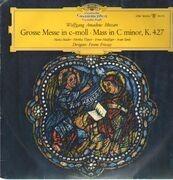 LP - Mozart - Grosse Messe in c-moll,, Stader, Töpper, Haefliger, Sardi, Fricsay