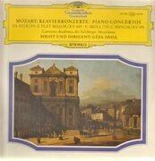 LP - Mozart - Géza Anda - Piano Concertos
