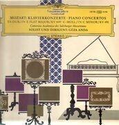 LP - Mozart - Piano Concertos