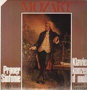 LP - Mozart - Prager Sinf, Klavierkonzert d-moll, Barenboim