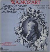 LP-Box - Mozart - Collegium Aureum - Quartette & Quintette / Sonate - Hardcoverbox + Booklet