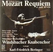 CD - Mozart - Requiem KV 626