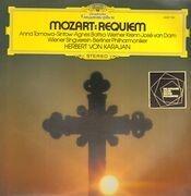 LP - Mozart - Requiem,, Karajan, Berliner Philharmoniker
