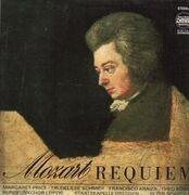 LP - Mozart - Requiem,, Peter Schreier, Staatskapelle Dresden
