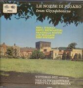 LP-Box - Mozart/ S. Jurinac, S. Bruscantini, G. Sciutti, I. Wallace a.o. - Le Nozze di Figaro - booket with the lyrics