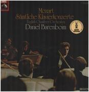 LP-Box - Mozart - Sämtliche Klavierkonzerte; English Chamber Orchestra, Barenboim - Hardcover Box