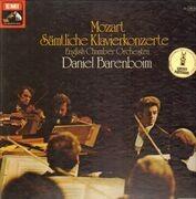 LP-Box - Mozart - Sämtliche Klavierkonzerte (Daniel Barenboim) - 12 LPs